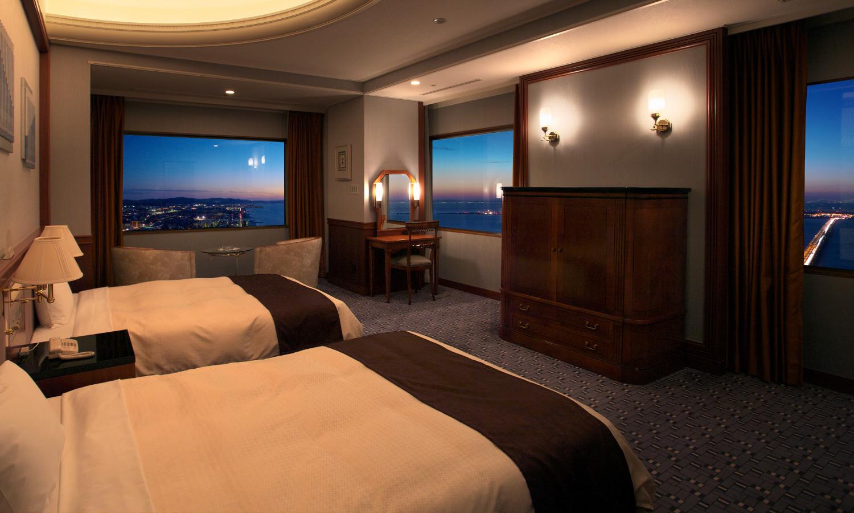 大阪でサプライズプロポーズ スターゲイトホテル(ホテル)