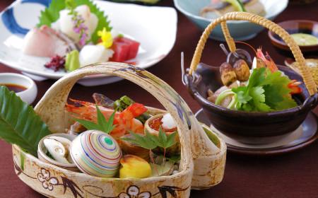 日本料理「有馬」料理イメージ