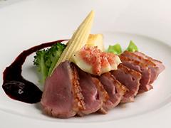 【平日限定ディナー】カルテット¥5,200(税サ込¥6,177)イメージ