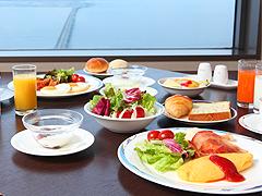 スターゲイトの朝食のご案内イメージ