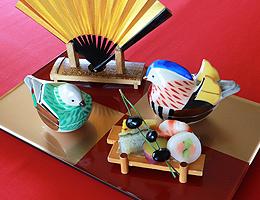 日本料理「有馬」結納お顔合わせ