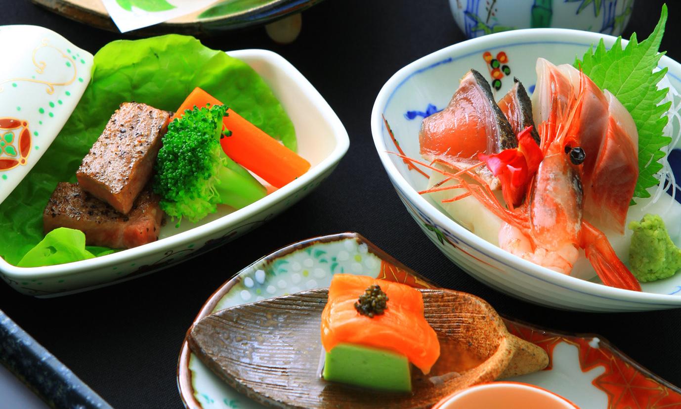 อาหารญี่ปุ่น [อาริมะ]photo